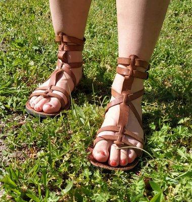 Sandales de Claire